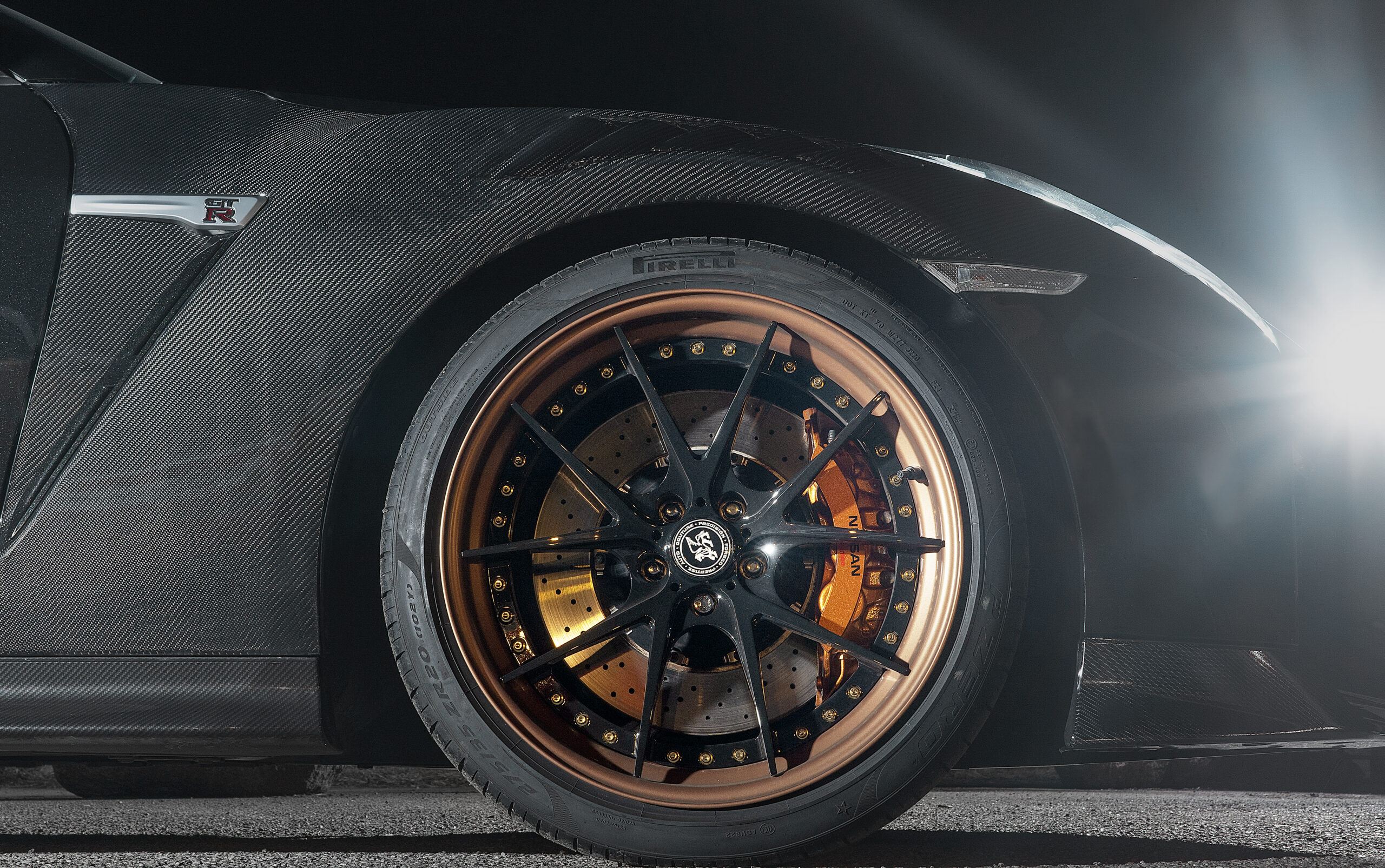 Nissan GT-R fra Wheel-Parts.dk