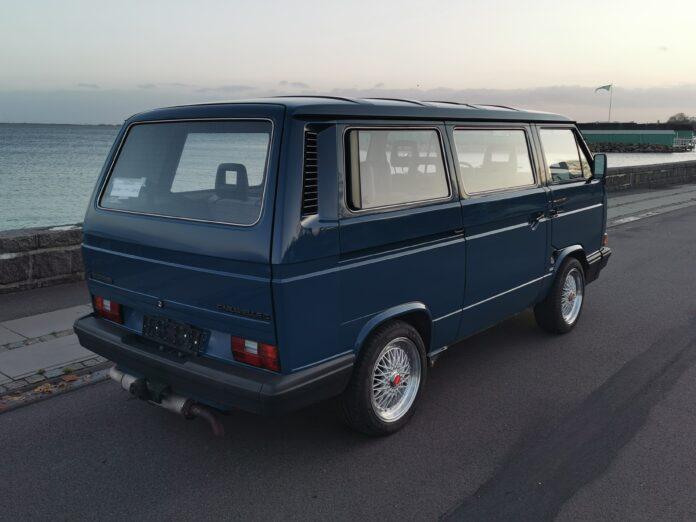 VW T3 Subaru 3,3