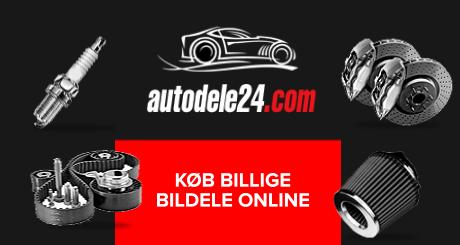 Oprethold sundheden for din bil sammen med autodele24.com