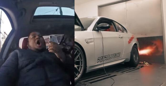 2JZ i BMW E92