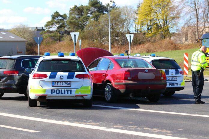 Biljagt i Sønderjylland