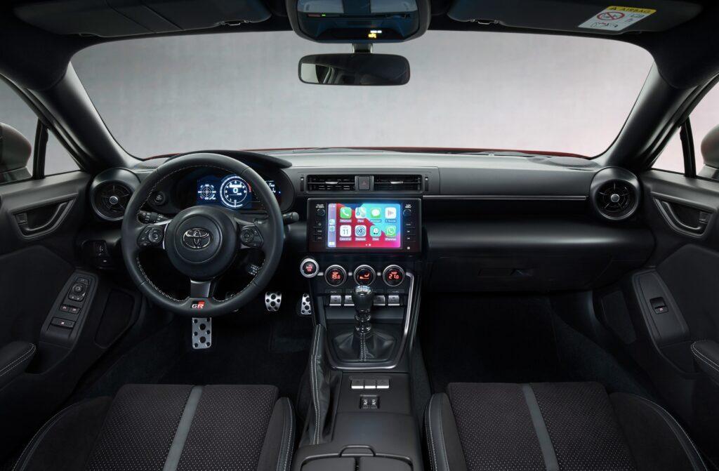 Ny Toyota GR 86