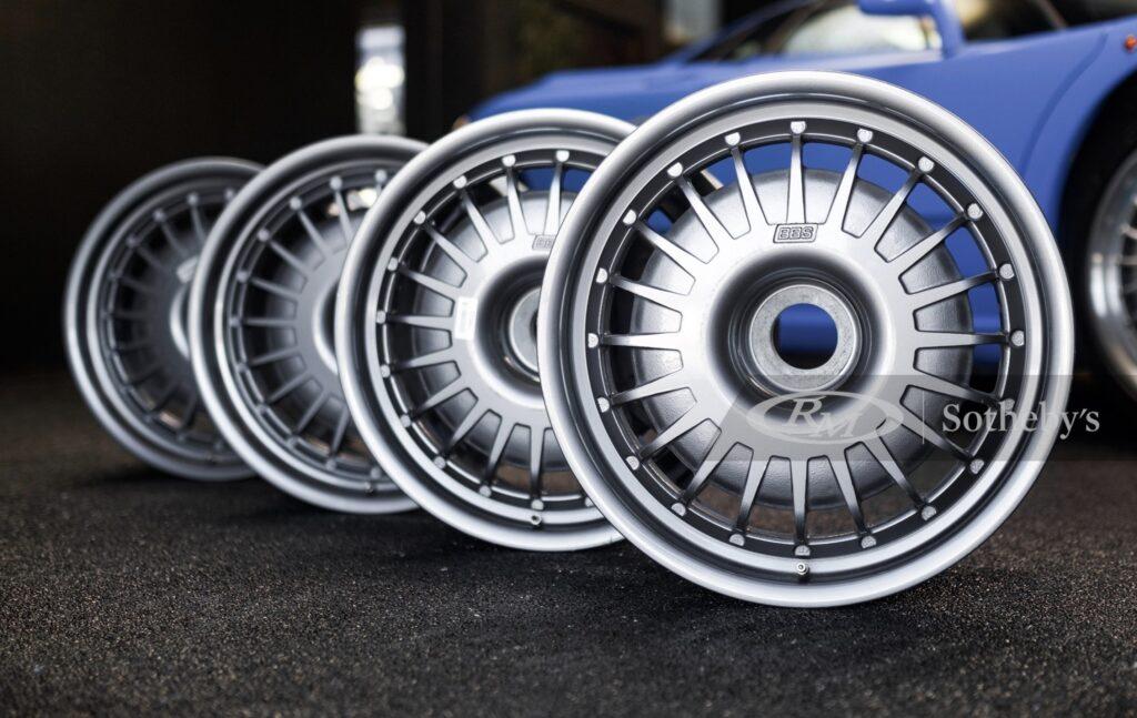 Fælge fra Bugatti EB110