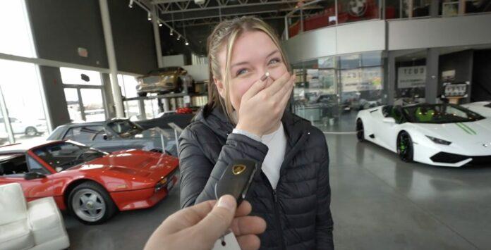 Lamborghini i gave