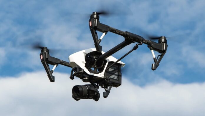 Politiets droner