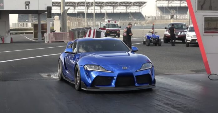 EKanoo Racing Supra