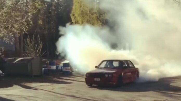 E30 med turbo
