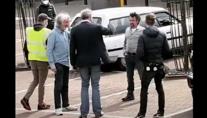 The Grand Tour Richard Hammond crash
