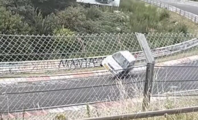 Daihatsu på Nürburgring