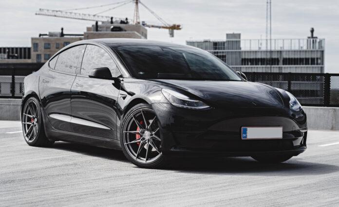 Tesla Model 3 af Wheel-Parts