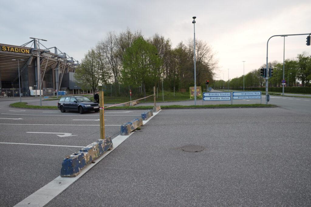 Streetrace Brøndby Stadion