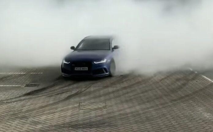 Liam Doran Audi RS6