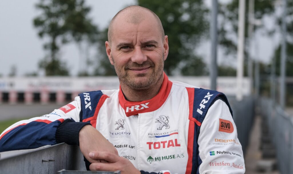 Casper Elgaard TCR