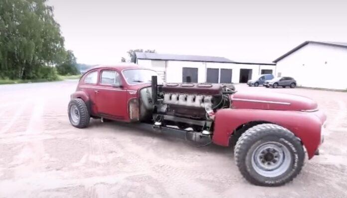 Volvo 544 kampvognsmotor
