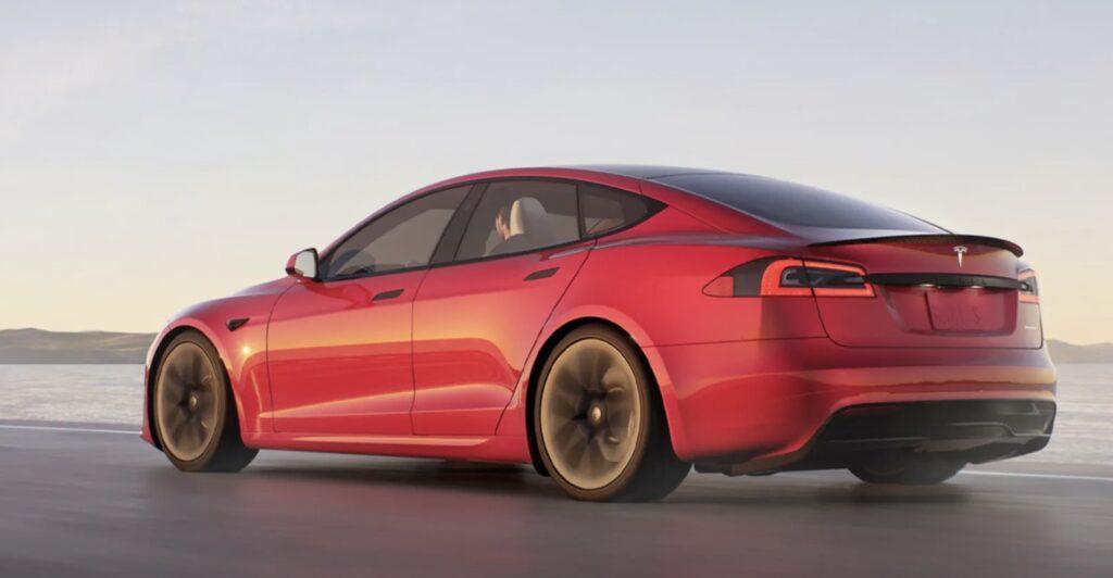 Tesla rekord