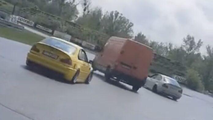 Drifting i varevogn
