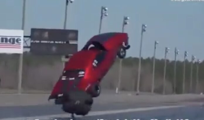 Camaro er flyvende
