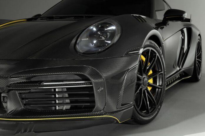 Russiske TopCar kalder selv Porsche 911-projektet for deres