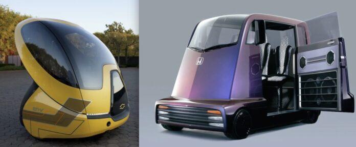 Mærkeligste konceptbiler