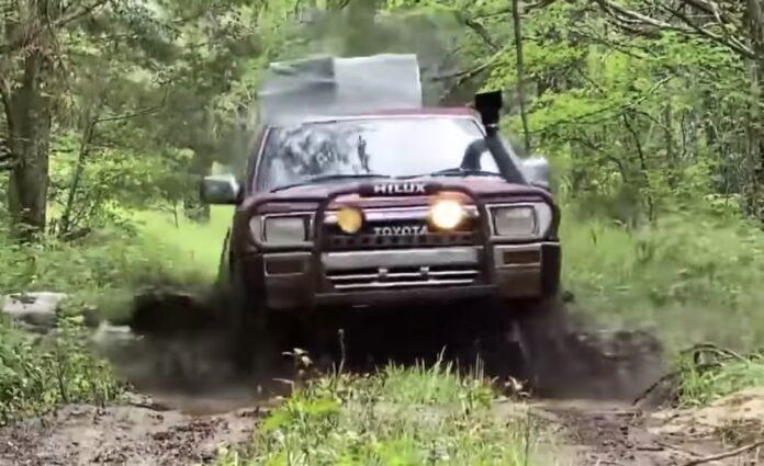 Test af Toyota Hilux