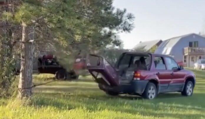 Fra SUV til pickup