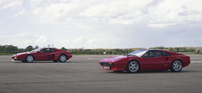 Ferrari med elmotor fra Tesla
