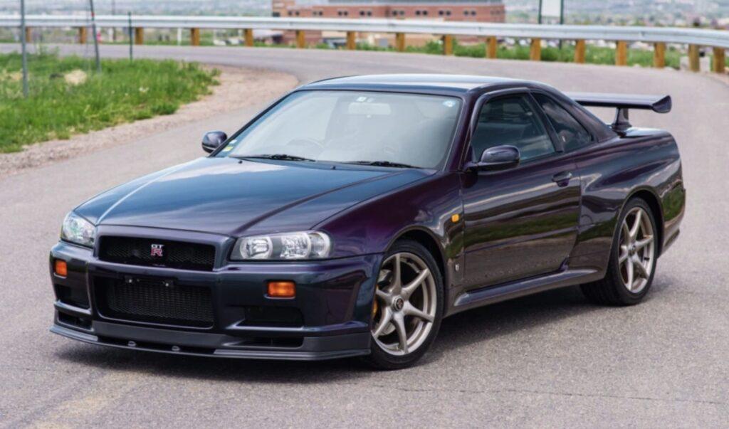 1999 Nissan Skyline GT-R V-Spec
