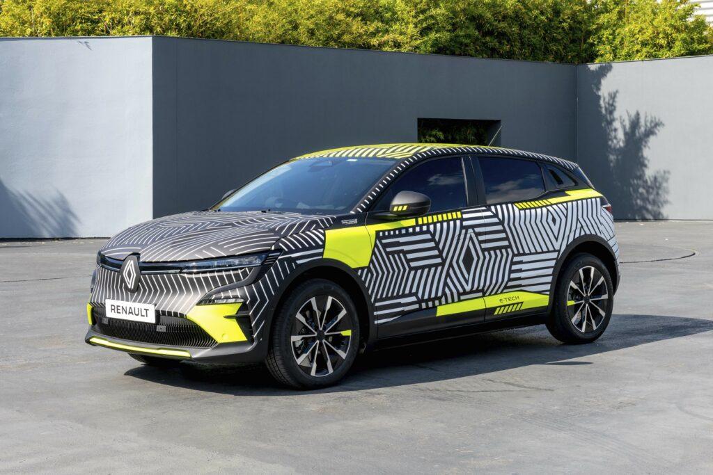Renault Megane som elbil