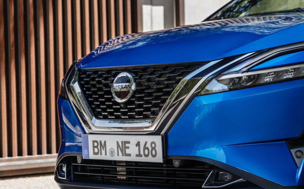 Ny Nissan Qashqai test