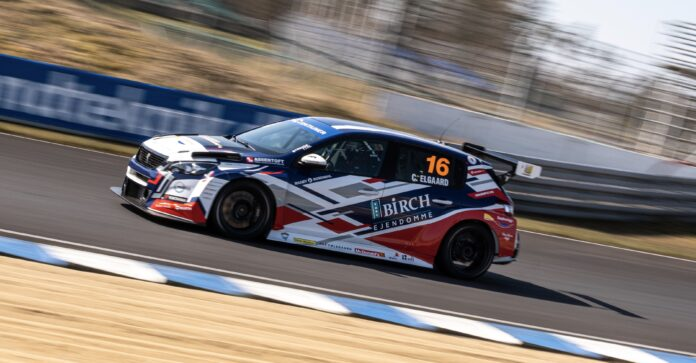 Brian Madsen Sport TCR