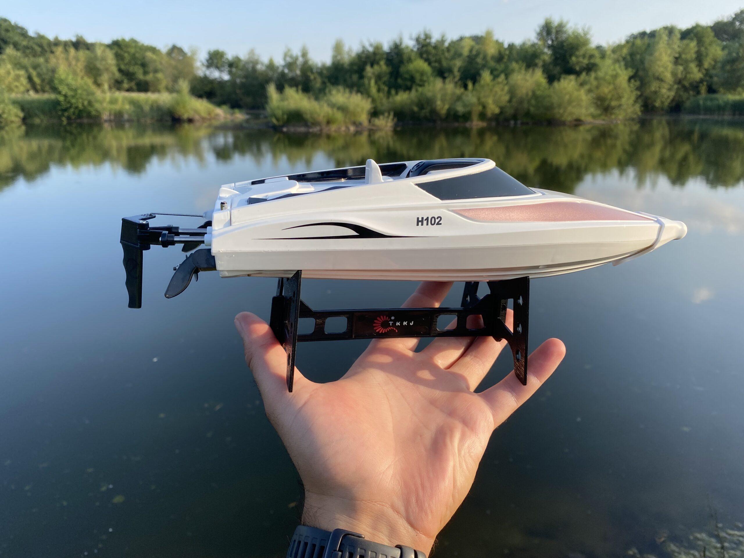H102 Racing Boat fra Morfars.dk