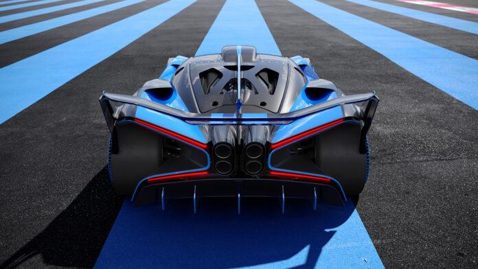 Bugatti arbejder på en ny model - måske mærkets vildeste til dato