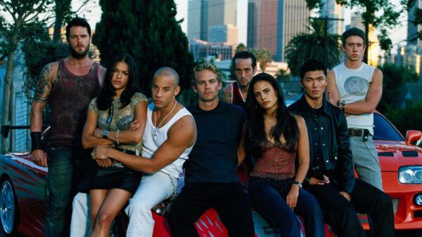 Den første Fast and Furious-film gik i biograferne for 20 år siden