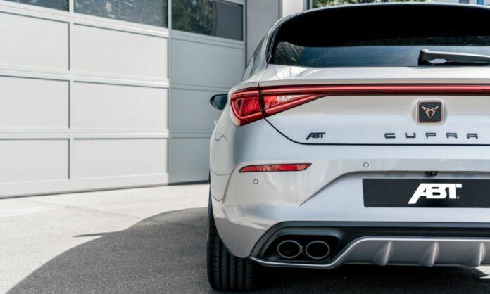 ABT Sportline har gjort Cupra Leon mere potent en Volkswagen Golf 8 R