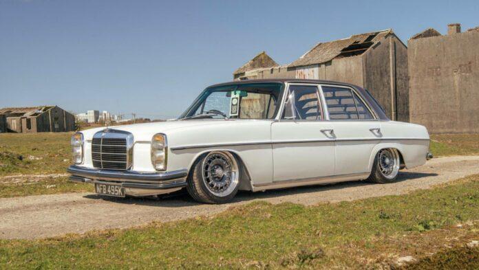 1969 Classic Mercedes W114