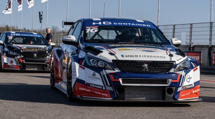 Brian Madsen Sport - TCR Denmark