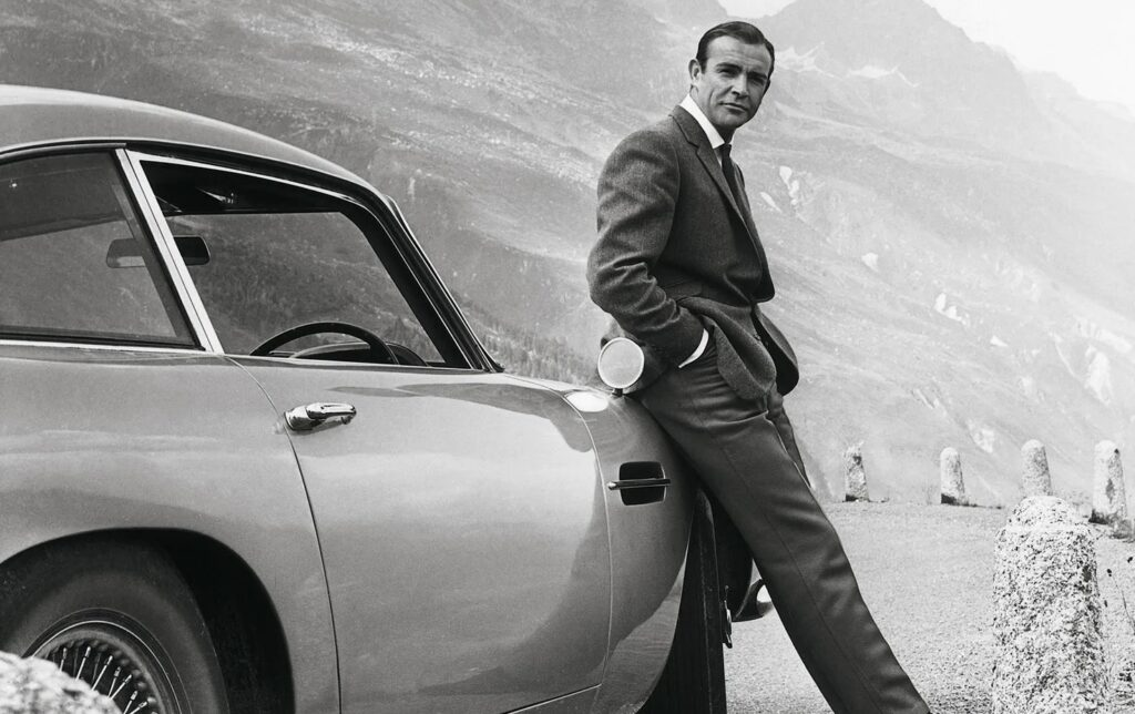 007 James Bond DB5