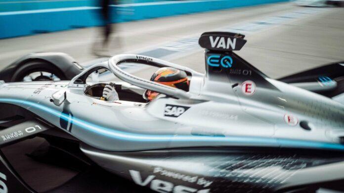 Mercedes dropper sit Formula E-hold. Det vil ske efter 2022-sæonen