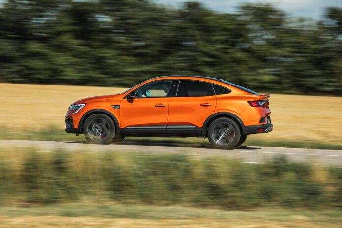 Test af Renault Arkana