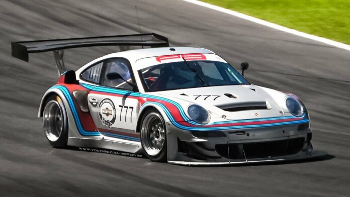 Porsche 997 GT2 RSR Twin-Turbo Monster by RS Tuning