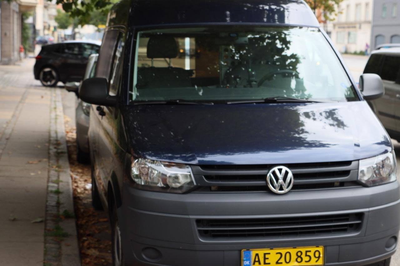 Politiet brugte tirsdag eftermiddag på at teste nyt fotofældeudstyr i København