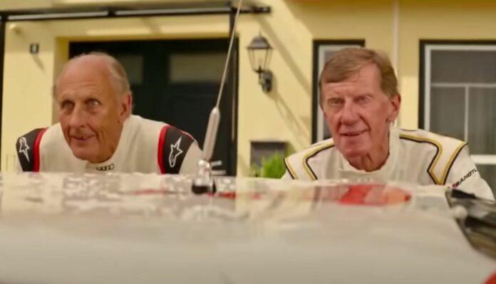 Audi i USA brugte vanvittigt mange dollars på en reklamefilm med stjerner som Tom Kristensen og Walter Röhrl på rollelisten - alligevel er filmen allerede forsvundet.
