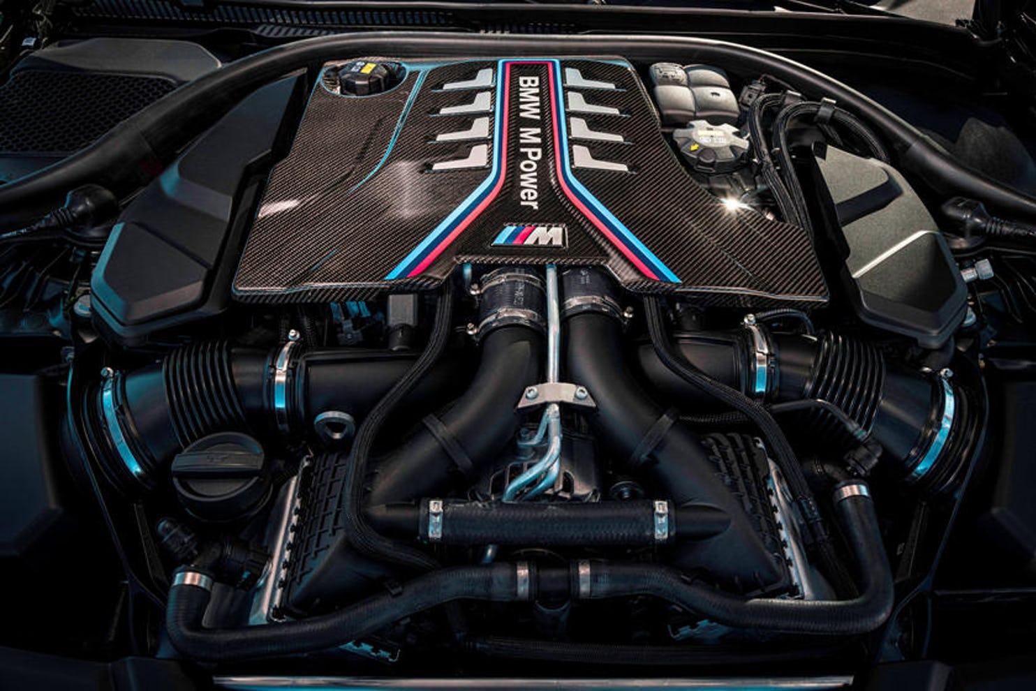 Noget kunne godt tyde på, at den næste M5'er endnu engang bliver den hurtigste - nogensinde!