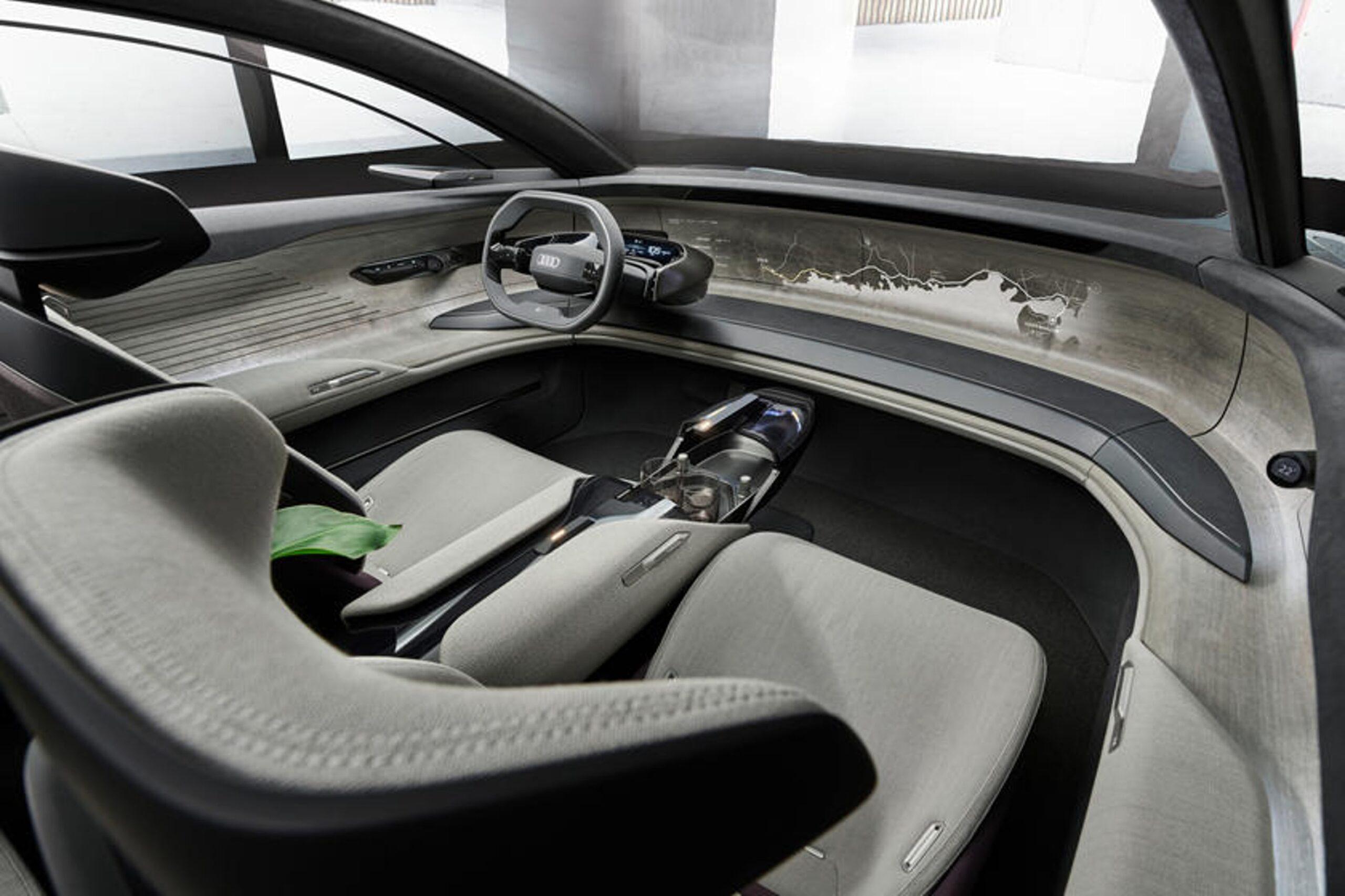 Audi skrotter ikke de fysiske knapper i deres nye biler. Dermed har fabrikken ombestemt sig i forhold til 2019.