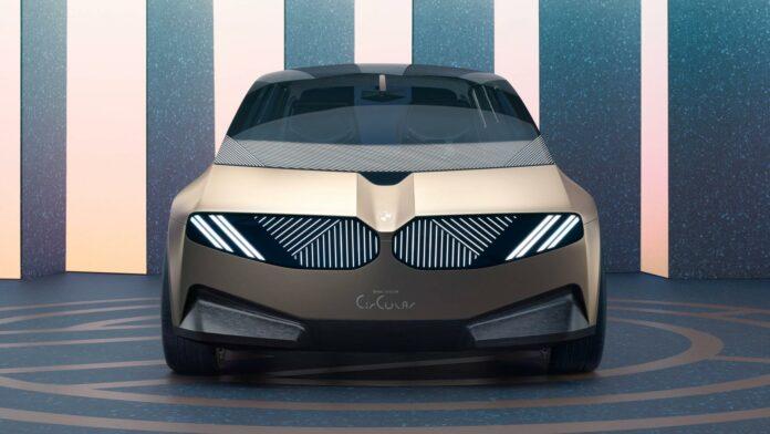 BMW i Vision Circular er BMW's eget bud på, hvordan en BMW ser ud i 2040