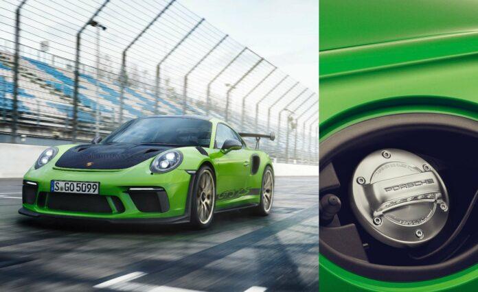 Det første spadestik til Porsches nye e-fuels-fabrik i Chile blev taget onsdag i denne uge