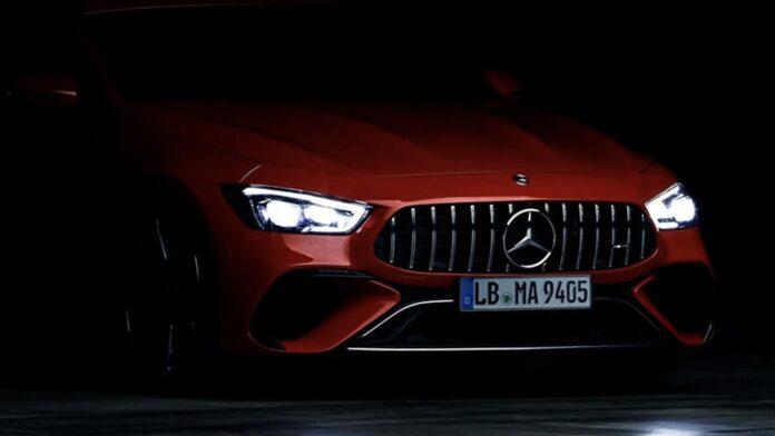 Mercedes har lavet et hybridmonster ud af Mercedes-AMG GT 63 S, som nu har 843 hestekræfter