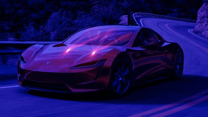 Det amerikanske patentkontor har godkendt Teslas ansøgning om at få patent på laser-vinduesvikseren