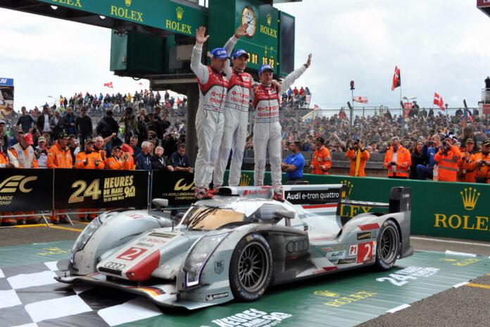Tom Kristensens Le Mans-vindende Audi fra 2013 bygges 1:1 i lego-klodser og vil kunne opleves i Aarhus