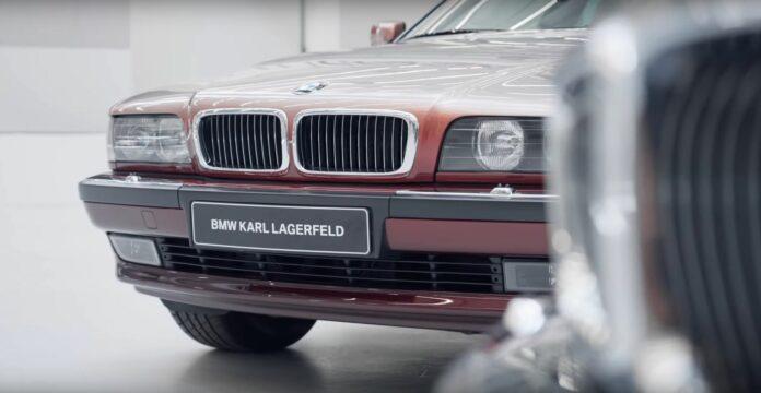 En BMW er dyr - en BMW Indvidual bestilt af modemogulen Karl Lagerfeldt er rasende dyr.